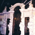 Palau Ramon Montaner Finestra Escala 3